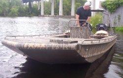 2015 - Gator Boats - Big Water