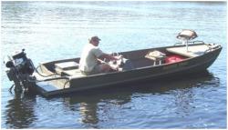 2015 - Gator Boats - GT Models