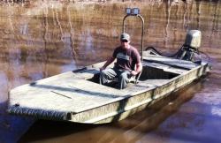 2015 - Gator Boats - Hybrid
