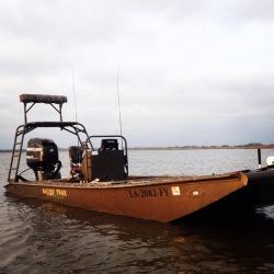 2015 - Gator Boats - Gator Flats