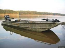 2015 - Gator Boats - Huntdeck