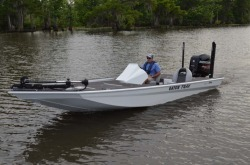 2017 - Gator Trax Boats - Striking Series