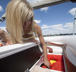 2010 - Gillgetter Pontoon Boats - 820 Cruise Deluxe