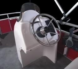 2010 - Gillgetter Pontoon Boats - 715 RL