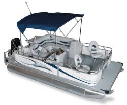 2011 - Gillgetter Pontoon Boats - 7516 Sport Deluxe