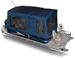 2011 - Gillgetter Pontoon Boats - 7518 Sport Cruise