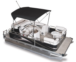 2011 - Gillgetter Pontoon Boats - 7516 Cruise Deluxe