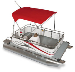 2011 - Gillgetter Pontoon Boats - 713 Outfitter