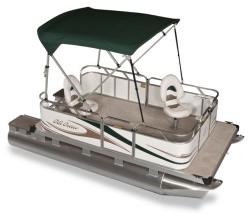 2011 - Gillgetter Pontoon Boats - 613 Tiller