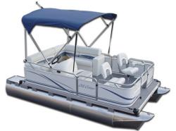 Gillgetter Pontoons 717 Sport Deluxe Pontoon Boat
