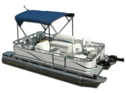Gillgetter Pontoons 715 4PT Fish Pontoon Boat