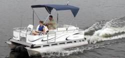 Gillgetter Pontoon Boats 718 Sport Deluxe