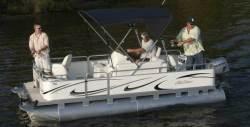 Gillgetter Pontoon Boats 718 Fishmaster II