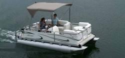 Gillgetter Pontoon Boats 720 Sport Deluxe