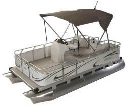 Gillgetter Pontoon Boats 716 Outfitter