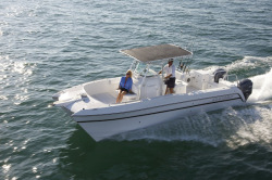 2014 - Glacier Bay Boats - 2665 Center Console Canyon Runner