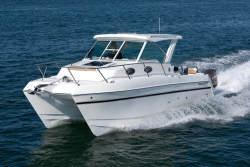 2020 - Glacier Bay Boats - 2780 Hardtop Glacier Edition
