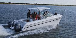 2011 - Glacier Bay Boats - 2740 Dual Console