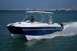 2012 - Glacier Bay Boats - 2740 Dual Console