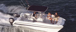 Glacier Bay Boats 2260 Center Console Power Catamaran Boat