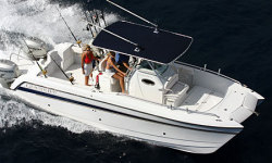 Glacier Bay Boats 2665 Canyon Runner Power Catamaran Boat