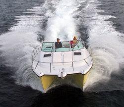 Glacier Bay Boats 3470 Ocean Runner Power Catamaran Boat
