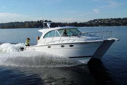Glacier Bay Boats 3480 Ocean Runner Power Catamaran Boat