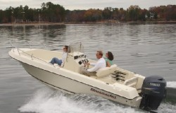 Glassmaster Boats 196 CC Center Console Boat