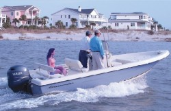 Glassmaster Boats 206 CC Center Console Boat