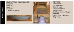 2013 - Grayman Boats - 1244J