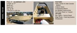 2017 - Grayman Boats - 1501AV