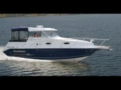 2014 - Grew Boats - 282 Express Cruiser