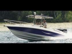 2013 - Grew Boats - 312 Center Console