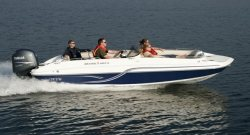 2013 - Grew Boats - 200 GRS Fun Deck