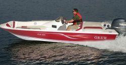 2009 - Grew Boats - 156 SC