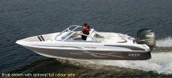 2009 - Grew Boats - 178 GRS OB