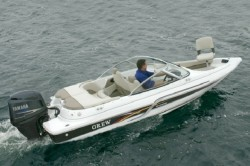 2009 - Grew Boats - 186 GRS Fish-n-Ski