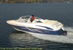 20009 - Grew Boats - 188 GRS IO