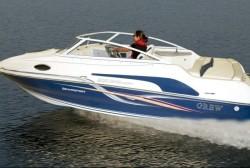 2009 - Grew Boats - 200 GRS Cuddy