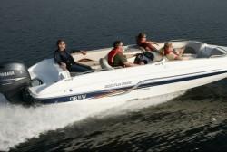 2009 - Grew Boats - 200 GRS Fun Deck