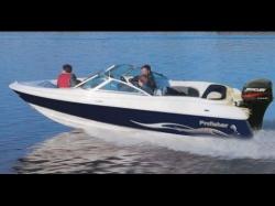 2009 - Grew Boats - 196 Fish-n-Ski