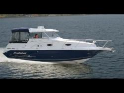 2009 - Grew Boats - 282 Express Cruiser
