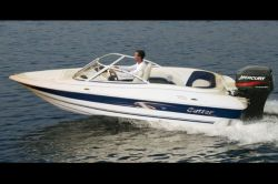 2009 - Grew Boats - Cutter 173  XLE OB