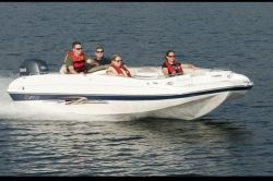 2009 - Grew Boats - Cutter 201 XLE  Cottager OB