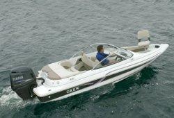 2012 - Grew Boats - 186 GRS Fish-n-Ski
