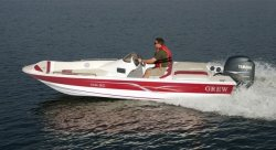 2012 - Grew Boats - 156 SC