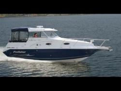 2012 - Grew Boats - 282 Express Cruiser