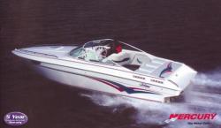 Grew Boats Challenger XLX 250 Cuddy Cabin Boat