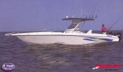 Grew Boats Challenger XLF 3100 Center Console Boat