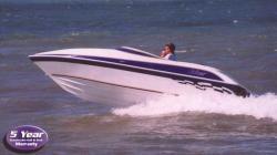 Grew Boats Challenger XLX 180 Cuddy Cabin Boat